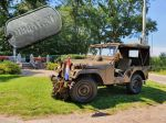 Nekaf Jeep met radio en winter Huif 1955  ( Willys M38a1 Jeep ) Te Koop ,For Sale, Zum Verkauf